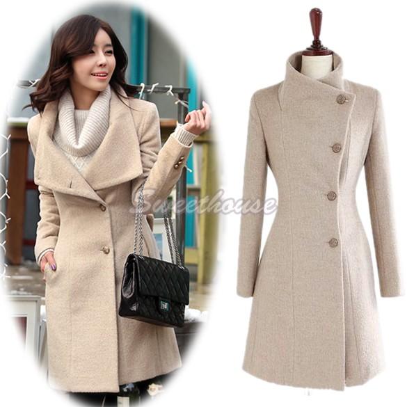 Overcoats for girls