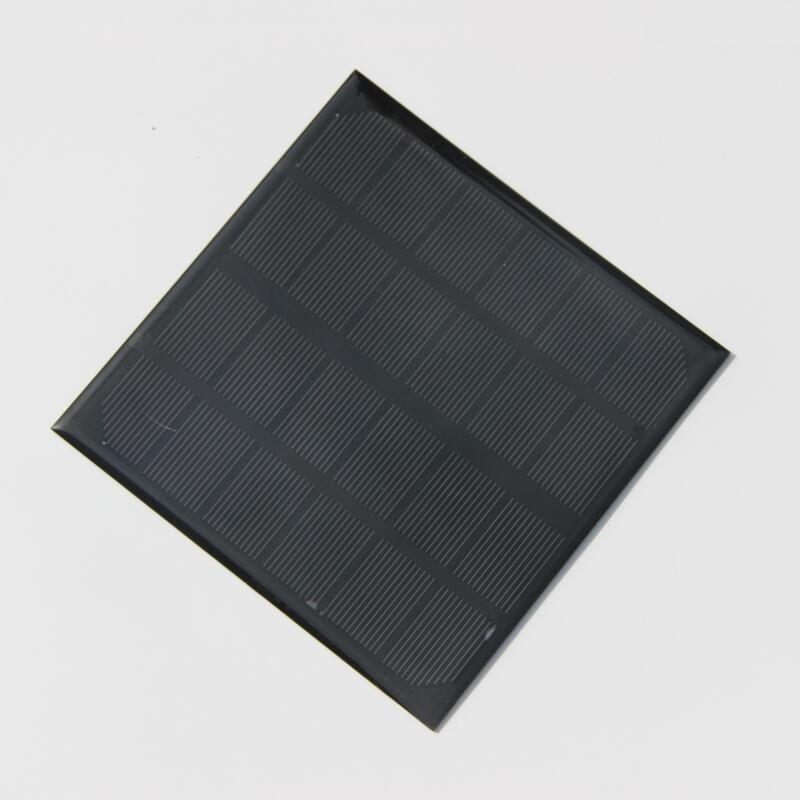 3W 6V Monocrystalline Solar Panels Small Solar Power 3.6V Battery Charger Solar Cell 24pcs/lot 145*145*3mm Free shipping(China (Mainland))
