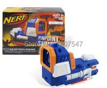 Hot sale Nerf N-strike Soft bullet toy gun Elite Accessories nerf blaster PINPOINT SIGHT Children gun kid pistol gift army