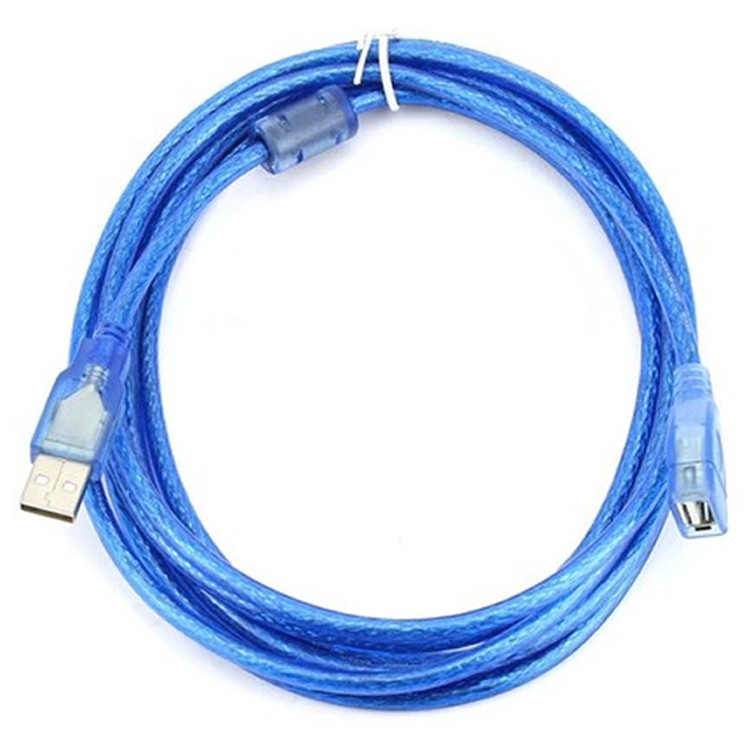 Hot 3M USB 2.0 A Male M to A Female F USB Extension Cable 10FT blue free shipping(China (Mainland))