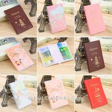 6Colors Travel Passport Holder Document Card, passport case, passport cover, passport holder Free Shipping