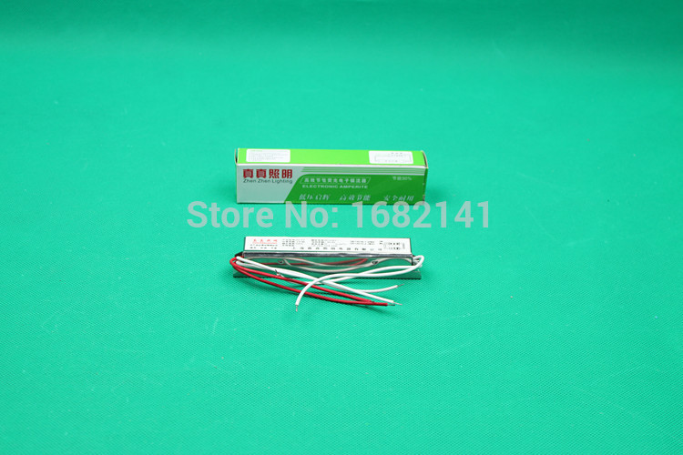 Stainless Steel 8w -15W AC 220V T4 T5 Fluorescent Bulb Lamp Electronic Ballast for Headlight of T4 T5 Straight Fluorescent Lamps(China (Mainland))