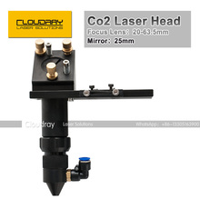 Buy CO2 Laser Head 63.5mm Focal Focus Lens 20mm Reflective Mirror 25mm Integrative Mount Laser Engraving Cutting Machine for $11.40 in AliExpress store