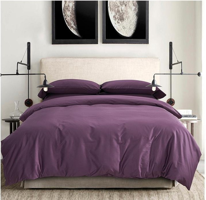 eggplant colored sheets, coloring