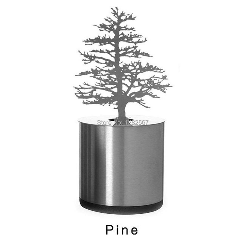 LUFY Shadow Projection Lamp Romantic Atmosphere Night Light LED Decor Pine Tree(China (Mainland))