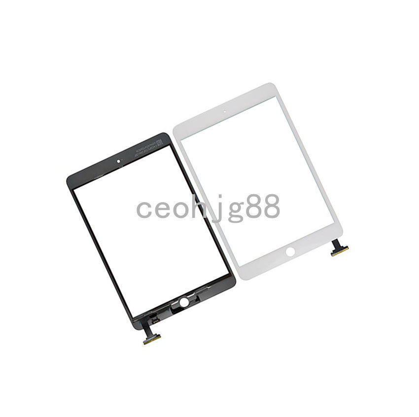 Touch Screen Digitizer Glass Lens Replacement for ipad mini 3 3rd A1599 A1600 A1601 white free tools(China (Mainland))