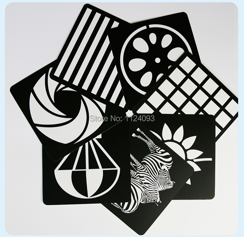 Baby visual train excitation pictures big cards black white color cards with160 high quality pictures for kids age 0-3 ,set of 4(China (Mainland))