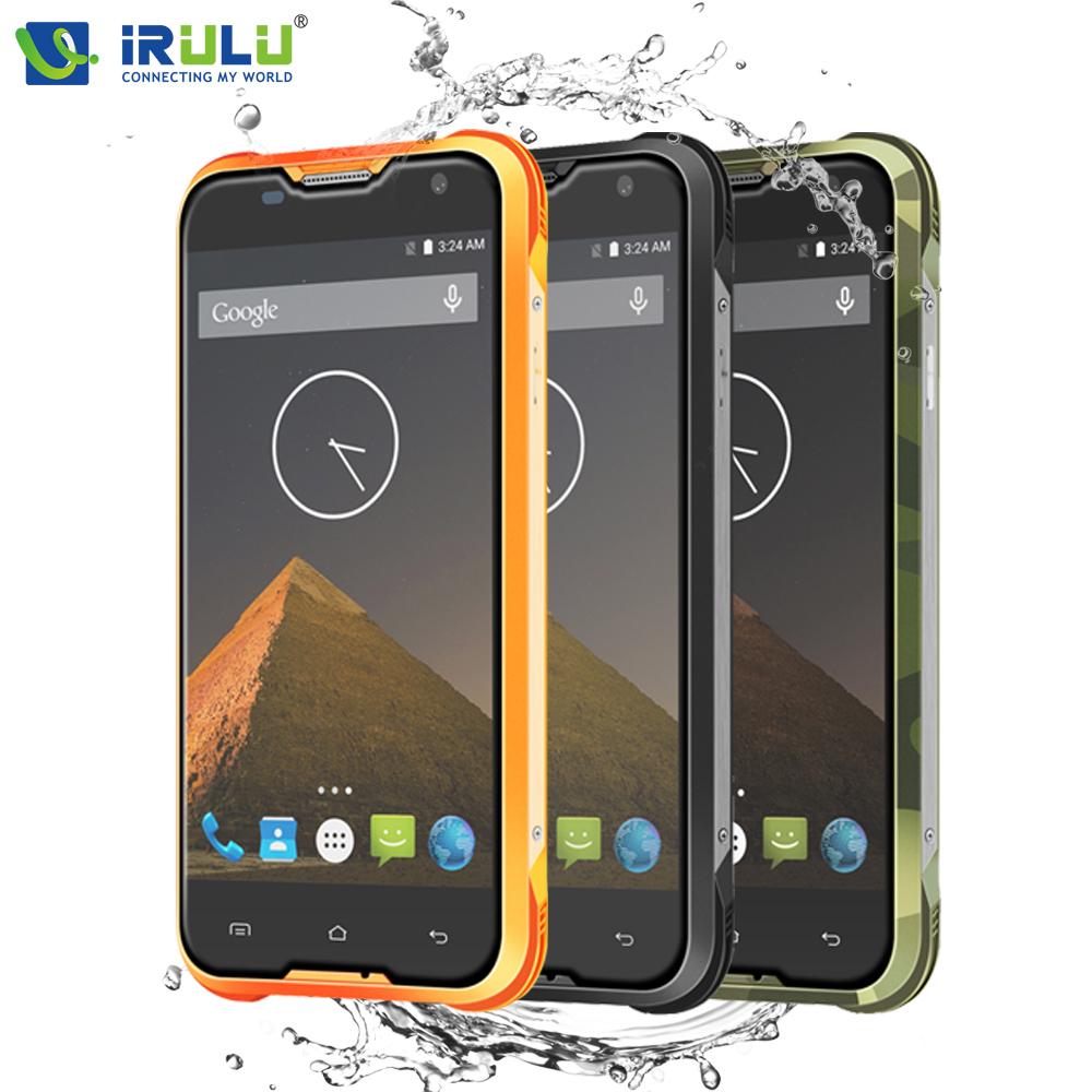 "iRULU Blackview BV5000 4G LTE Mobile Phone 5"" HD Android 5.1 Waterproof MTK6735 Quad Core 2GB RAM 16GB ROM 13MP(China (Mainland))"
