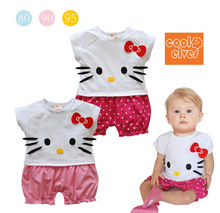 hello kitty romper promotion