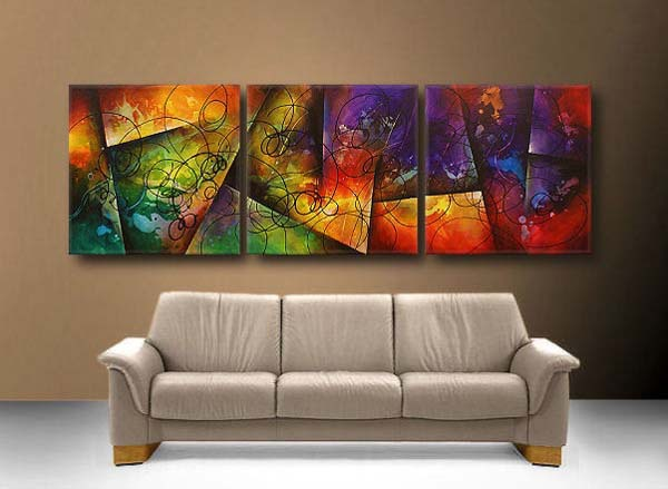 hand painted modern Wall Decor Art home decor oil painting
