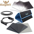 KnightX 49MM 52MM 55MM 58MM 62MM 67MM 72MM 77MM 82MM ND color Filter Kit For Cokin