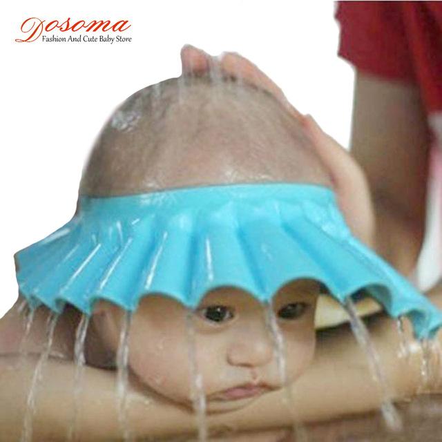 Дешевые 1 шт. по уходу за ребенком сейф шампунь насадка для душа купание ванной защитите ...