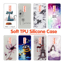 OnePlus X One Plus / E1001 Phone Bags Cases Pouch New Soft TPU Silicone Case Transparent Cartoon Painting Cover JP-5 - Ohkoo & Store store