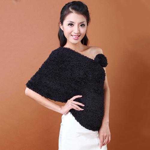 High Quality Women's Multifunctional Magic Soft Warm Gift Shawl Tippet Scarf Chic Neckerchief(China (Mainland))