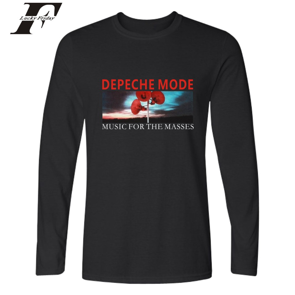 Shirt design womens - Luckyfriadayf Depeche Mode T Shirt Women Brand New Band Design Tshirt Women Kawaii Fans Womens