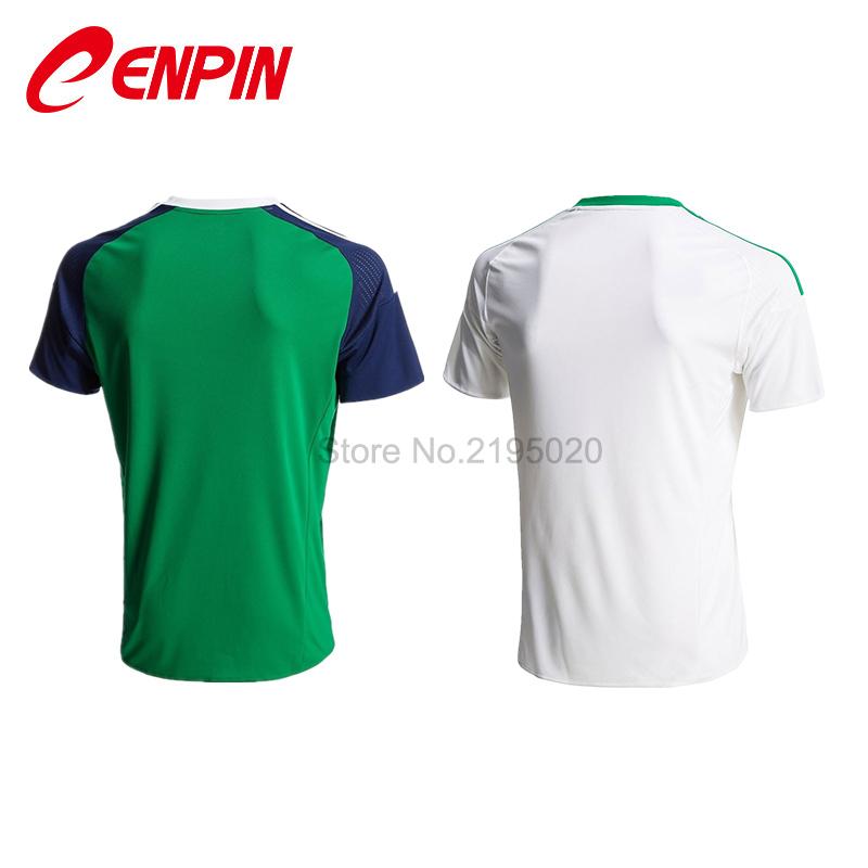 CENPIN 2016 Northern Ireland soccer Jerseys home away 16 17 Northern Ireland Football shirt maillot de foot survetement football(China (Mainland))
