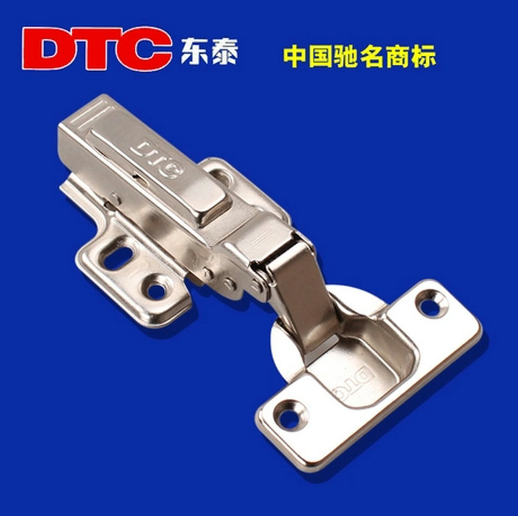 Genuine Dongtai DTC built-in damping hydraulic buffering hinge quick detachable ( adjustable cassette ) C96(China (Mainland))