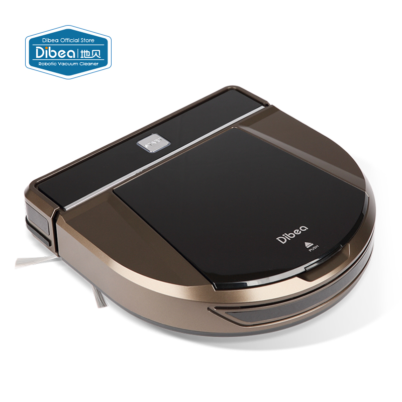 Dibea D900 Rover Wireless Robot Vacuum Cleaners for Home Aspirador Cleaner Wet Mopping Floor Cleaner Corner Robot Sweeper(China (Mainland))