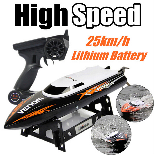 2015 new UDI001 bateau one propeller Remote control boats remote control toys 2.4GHz 4CH Water Cooling High Speed RC Boat(China (Mainland))