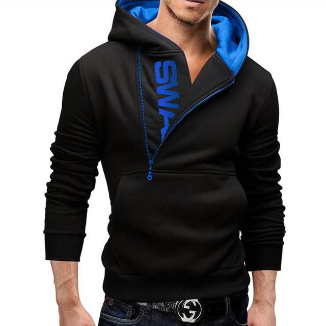 Solid Fashion Sweatshirt