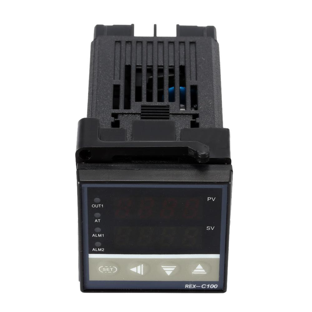 Digital Temperature Controller LED PID thermal regulator Thermostat Thermometer Temperature sensor meter termometro digitale(China (Mainland))