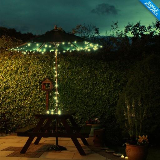 Outdoor super bright solar Christmas light string 2pcs/Lot LED Solar Fairy Lights Solar Powered Landscaping Battery Light String<br><br>Aliexpress