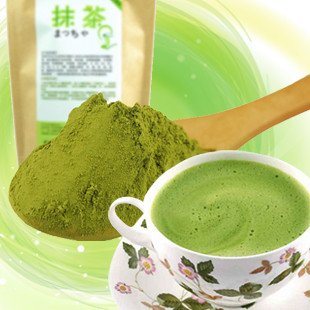 250g Natural Organic Matcha Green Tea Powder, 8.8oz,Free Shipping(China (Mainland))