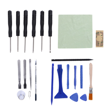 Buy 23 1 Mobile Phone Repair Tools Kit Spudger Pry Opening Tool Screwdriver Set iPhone iPad Samsung Cell Phone Hand Tools Set for $3.58 in AliExpress store