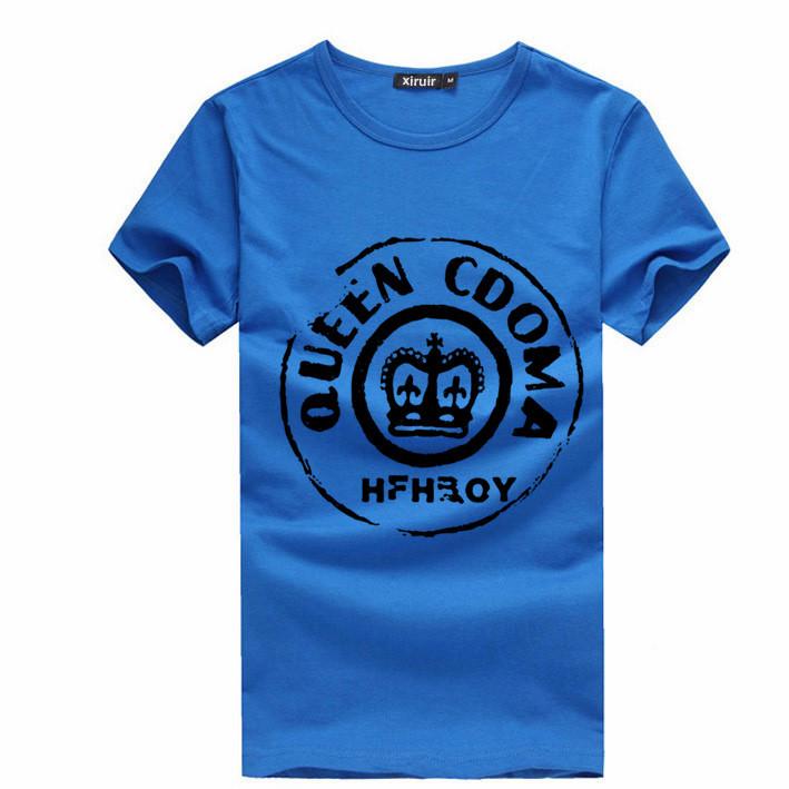 Мужская футболка Xiruir xxl/xxl /3d T yalika xxl