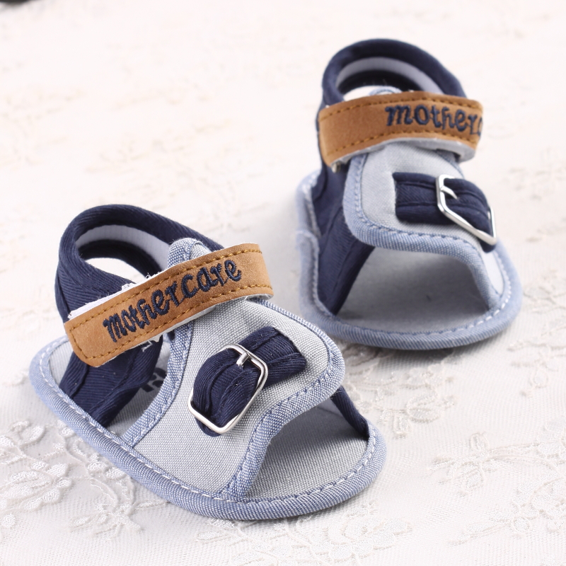 Summer baby boy shoes fashion mothercare soft sole baby