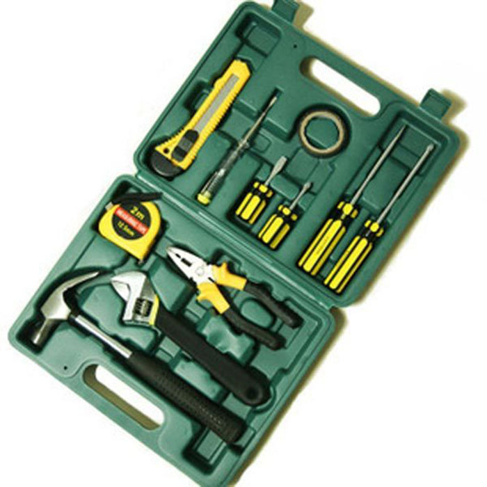 tools electric repair kit car emergency kit combination tool kit automotive supplies spare household tool (set a sets of 12pcs)(China (Mainland))