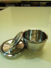 Dolce Gusto Coffee Capsule Stainless Steel Refillable Coffee Capsule Reusable