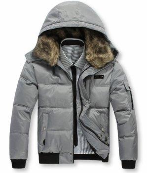 2012 Free Shipping , Men's winter overcoat, Outwear, Winter jacket, 4 colors, M-XXXL, wholesale