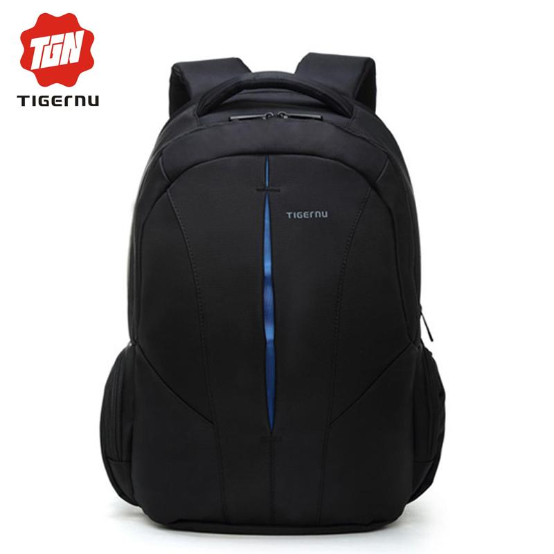Tigernu Brand Unique Anti-theft backpack Men's Laptop Backpacks Bag for 15.6 Notebook Computer,College High School Backpacks