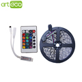 DC12V LED strip 5050 RGB IP20 Non waterproof 5050 LED strip RGB for indoor KTV etc