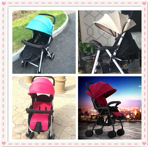 Hot Sale Lightweight Baby Stroller Pink,Blue,Beige,Red Colors Kids Prams For 0-36 Months Children Buggy Easy To Carry For Mother<br><br>Aliexpress