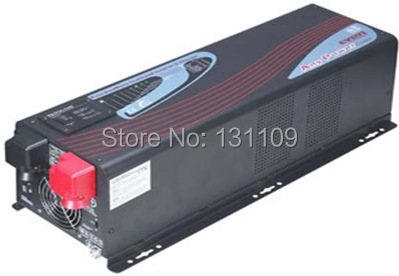 APV 4000W,24/48V Off Grid Inverter Solar Power System,MPPT Solar Charge Controller(China (Mainland))