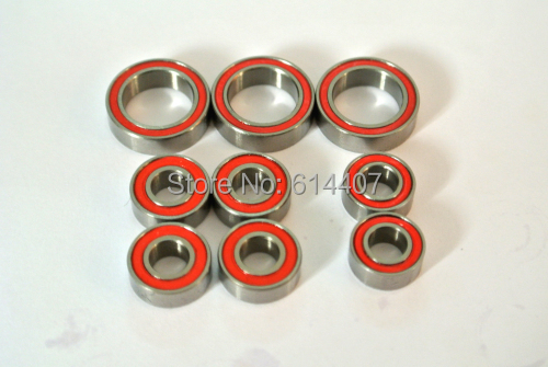 Supply HIGH PERFORMANCE RC CAR & Truck Bearing for KYOSHO INDY SCOTCH free shipping(China (Mainland))