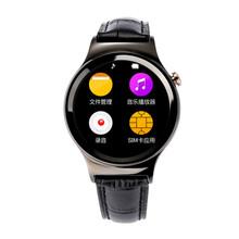 2015 смарт часы T3 черный Smartwatch поддержка Bluetooth WAP GPRS SMS MP3 MP4 USB кожа часы для iPhone и Android