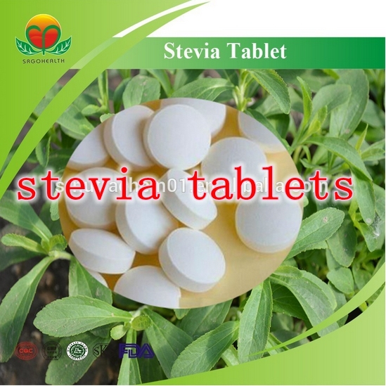 5000pcs stevia tablets , instant water soluble, no bitter taste free shipping<br>