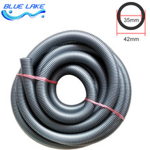 Buy Original OEM,vacuum cleaner bellows,straws,thread Hose,soft pipe,durable,inner 35mm/outer 42mm,long 2m,vacuum cleaner parts for $13.50 in AliExpress store