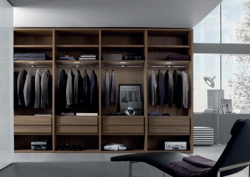 Una parada de armario  closet muebles en Armarios de Muebles en