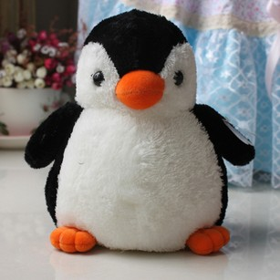 penguin doll 35cm plush toy gift birthday gift t9955<br><br>Aliexpress