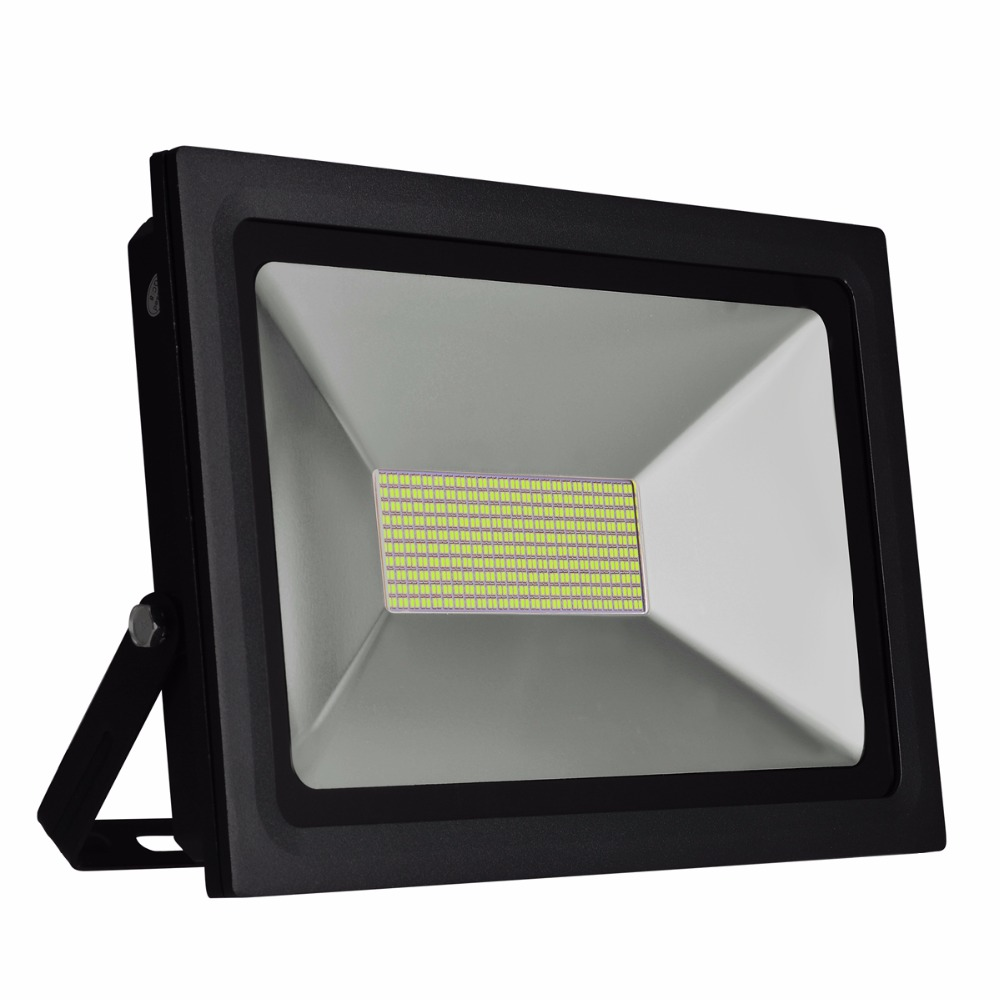 led flood light 15w 30w 60w 100w 150w 200w led floodlight spotlight 220v 110v reflector. Black Bedroom Furniture Sets. Home Design Ideas