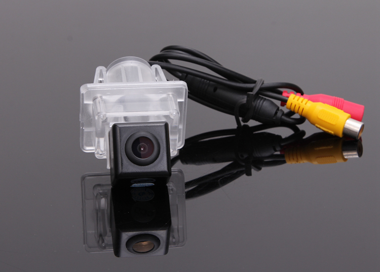 CCD Car Reverse Camera for Mercedes Benz C E S CLASS CL CLASS W204 W212 W216 W221 Backup Rear Review Reversing Parking Kit(China (Mainland))