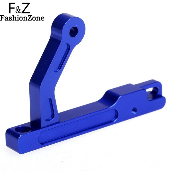 New Main Replacement Spare Parts Metal Iron CNC Mobile Device Holder Blue for DJI Phantom3 or Inspire1 Accessories Free Shipping