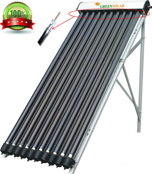 Heat pipe solar Collectors ( 30 heat pipes)