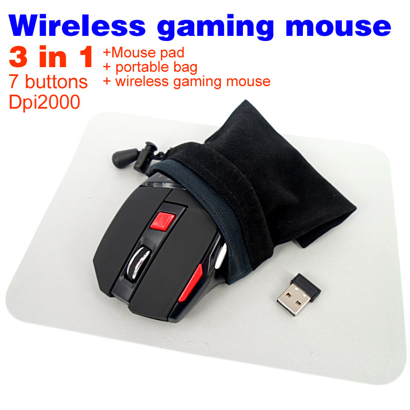 E-928 Usb Wireless Optical Mouse and Mice 2.4G Receiver Optical Wireless Mouse Mice 10M Working Distance Receiver + Mouse Pad(China (Mainland))