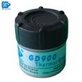 משלוח חינם 30g ביצועים גבוהים אפור GD900 הולכת החום מתחם גריז להדביק סיליקון עבור CPU GPU LED