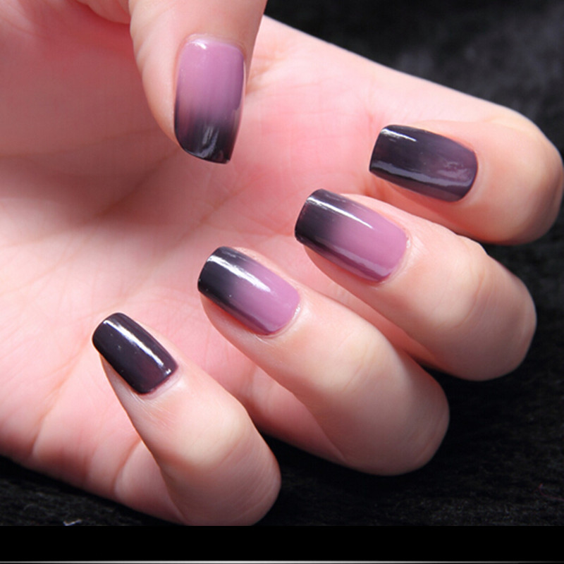 Colored Nail Gel The Best Inspiration For Design And Color Of The